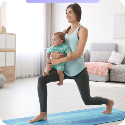 Yoga Mamá y Bebé Virtual