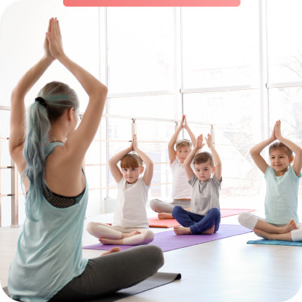 Yoga Kids Virtual
